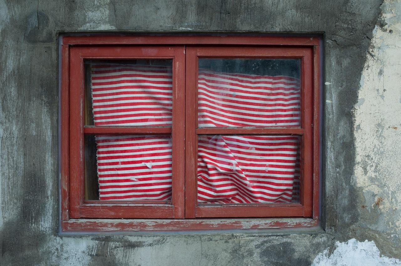 repurpose old windows
