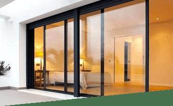 Comfort Windows and Doors -Patio Doors