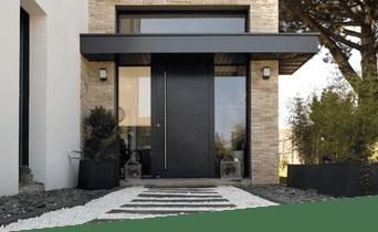 Comfort Windows & Doors - Steel Insulated Doors