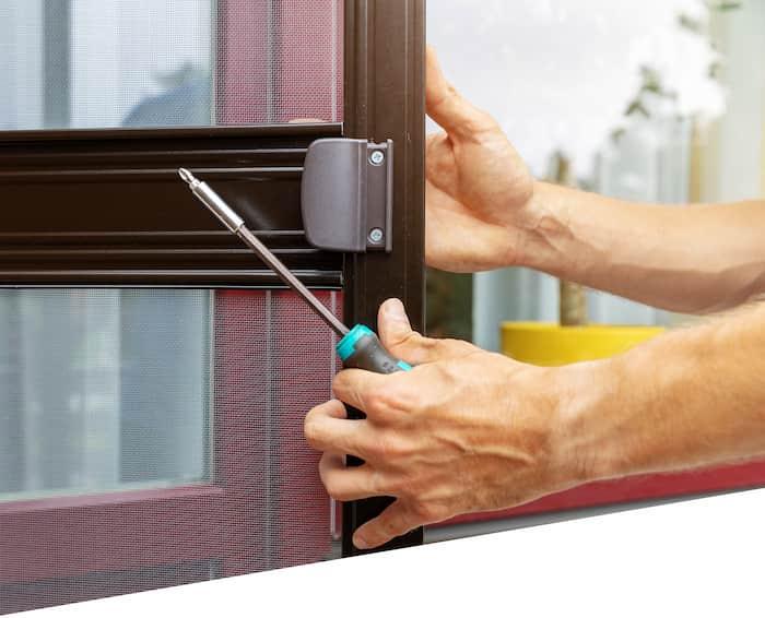 Windows & Doors Retractable Screens