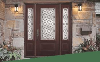 fibreglass entry doors
